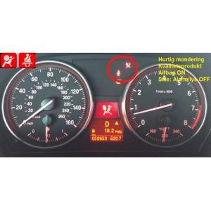 BMW Airbag sensormåtte simulator rep,