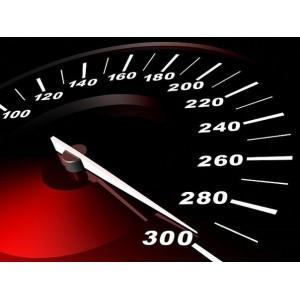 TUNING + Hastighed begrænsning OFF
