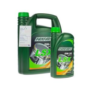 5L Motorolie, 5W30 DPF /dieselpartikelfilter