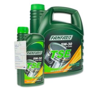 4 Liter FANFARO 5W-30 TSE
